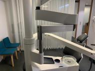 Op maat gemaakte aluminium support-arm voor scharnier-arm CJ-Optik microscoop